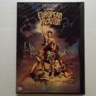 National Lampoon's European Vacation (1985) NEW DVD SNAP CASE