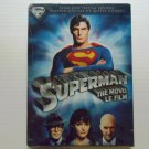 Superman The Movie (1978) NEW DVD 4-DISC