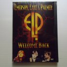 Emerson, Lake & Palmer - Welcome Back (1992) NEW DVD SNAP CASE