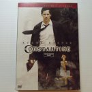 Constantine (2005) NEW DVD 2-DISC w FRENCH SLEEVE
