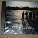Set in Stone (2004) NEW CD