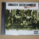 Embassy Entertainment presents Embassy in the Booth (2002) NEW CD