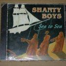 Shanty Boys - Sea to Sea NEW CD