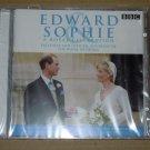 Edward & Sophie A Royal Celebration (1999) NEW CD