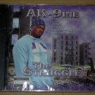 AK-9ine - The Struggle (2003) NEW CD