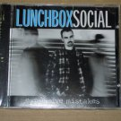 Lunchbox Social - Expensive Mistakes (1999) NEW CD