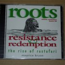 Roots, Resistance and Redemption - The Rise of Rastafari (1997) NEW CD maurice bryan