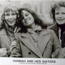 Hannah and Her Sisters 1986 photo 8x10 Mia Farrow Diane Wiest press photograph