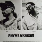 Rhyme & Reason 1997 press photo 8x10 Ice-T Heavy D