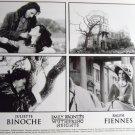 Wuthering Heights 1997 photo 8x10 juliette binoche ralph fiennes