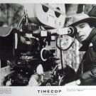 Timecop 1994 press photo 8x10 director Peter Hyams