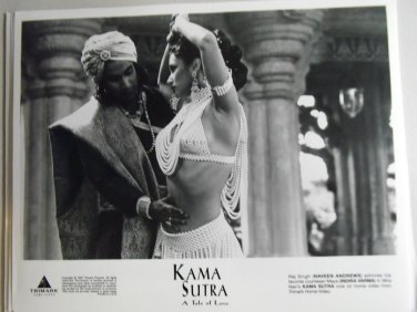 Kama Sutra a Tale of Love 1996 photo 8x10 naveen andrews indira varma