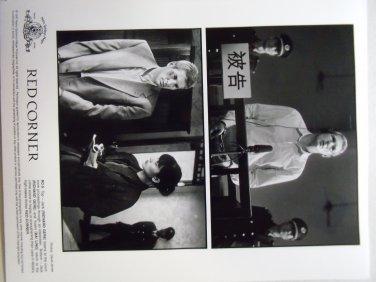Red Corner 1997 press photo 8x10 richard gere bai ling RC-5
