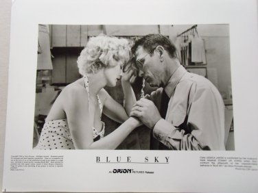 Blue Sky 1994 photo 8x10 jessica lange tommy lee jones