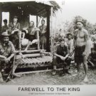 Farewell to the King 1987 photo 8x10 nick nolte nigel havers group in hut