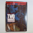 Two-Minute Warning (1976) NEW DVD