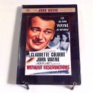 Without Reservations (1946) NEW DVD indent