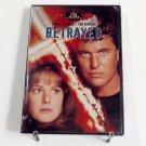 Betrayed (1988) NEW DVD overcoded