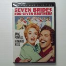 Seven Brides for Seven Brothers (1997) NEW DVD 2-DISC S.E.