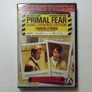 Primal Fear (1996) NEW DVD HARD EVIDENCE EDITION