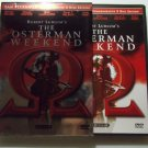 The Osterman Weekend (1983) DVD 2-Disc with METALLIC SLIPCOVER