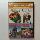 Cross My Heart '87 Fierce Creatures '97 Opportunity Knocks '90 Splitting Heirs '93 NEW DVD