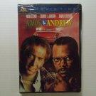 Amos & Andrew (1993) NEW DVD