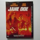 Jane Doe (2001) NEW DVD SNAP CASE
