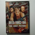 Delta Force One The Lost Patrol (1999) NEW DVD SNAP CASE