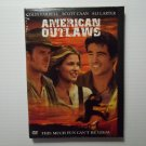 American Outlaws (2001) NEW DVD SNAP CASE