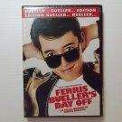Ferris Bueller's Day Off (1986) NEW DVD BUELLER BUELLER EDITION