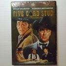 Five Card Stud (1968) NEW DVD