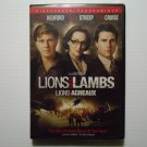 Lions for Lambs (2007) NEW DVD