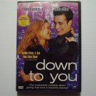 Down to You (2000) NEW DVD