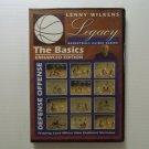 Lenny Wilkens Legacy Basketball Clinic The Basics (2003) NEW DVD