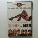 Women vs. Men (2002) NEW DVD