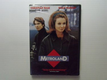 Metroland (1998) NEW DVD indent