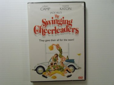 The Swinging Cheerleaders (1974) NEW DVD