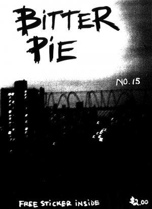 BITTER PIE #15