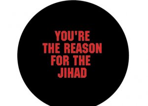 YOU ARE THE REASON FOR THE JIHAD (R&B)