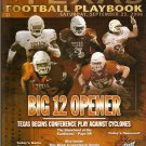 2006 Texas v Iowa State Program