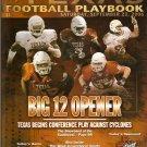 2006 Texas v Iowa State Program