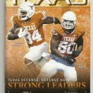 2012 Texas v New Mexico Football Program