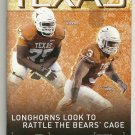 2012 Texas v Baylor Football Program