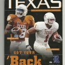 2011 Texas v Rice Football Program