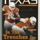 2011 Texas v Oklahoma State Football Program