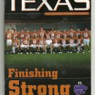 2011 Texas v Kansas State Football Program
