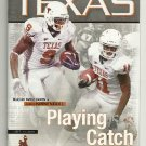 2010 Texas v Wyoming Football Program