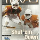 2010 Texas v UCLA  Football Program