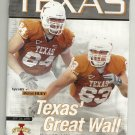 2010 Texas v Iowa State  Football Program